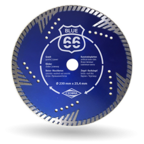 Disc Blue 66 125mm