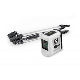 Nivela cu laser+Tripod 862GS