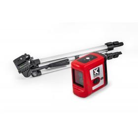 Nivela cu laser+Tripod 862S