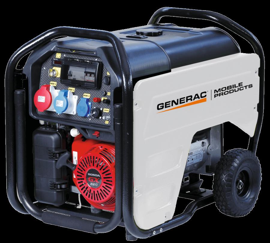 Generatoare portabile GENERAC 5 kW- 10 kW